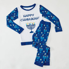 Chanukah PJs For Kids