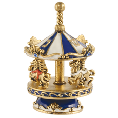 Carousel Dreidel with Stand