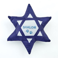 "Shalom Star Of David ""Chewdaica"" Toy"