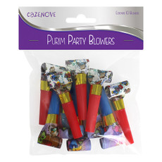 Purim Party Blowers