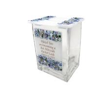 Personalized Tzedakah Box By Beames Designs!