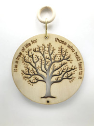 Laser Cut Tree Of Life Wall Hanging