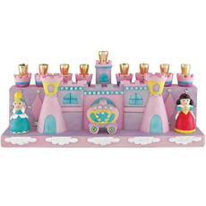 """Once Upon A Time"" Princess Menorah"