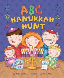 ABC Hanukkah Hunt