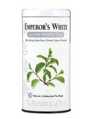 Emperor's 100% White Tea Bags