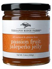 Passion Fruit Jalapeno Gourmet Jelly