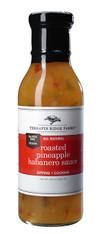Roasted Pineapple And Habanero Sauce