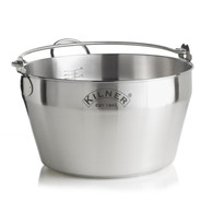 Kilner Stainless Steel Preserving Pan 8 LT