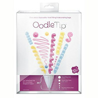 Oodle Tip Disposable Food Filling and Decorating Bags