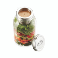 Food on the go Quart Jar