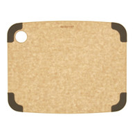 Nonslip Cutting Board  with Brown Corners 11x9