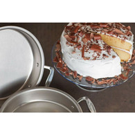 9 inch Round Stainless Steel Cake Pan
