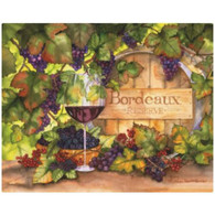 Magic Slice Cutting Board - Bordeaux