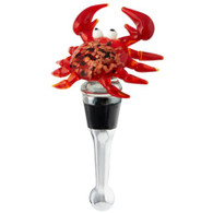 L. S. Arts Crab  Bottle Stopper
