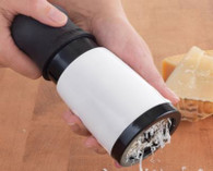 Microplane Easy Prep Black Cheese Mill