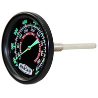Man Law Grill/Smoker Gauge to 900 degrees