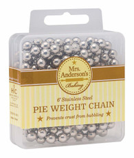 Mrs. Anderson's Baking Pie Crust Weight Chain 6'