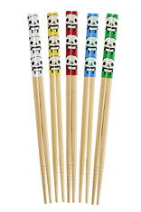 Panda Chopsticks Bamboo