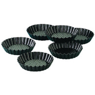 Zenker Mini Tart Pans Set of 6