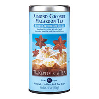 Almond Coconut Macaroon Red Tea by Republic of Tea