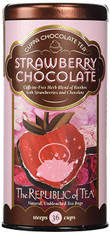 Strawberry Cuppa Chocolate Red Tea by Republic of Tea