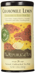 Chamomile Lemon Herbal Tea by Republic of Tea