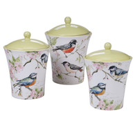 Spring Meadows Canister Set 3PC