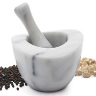 RSVP Marble Mortar and Pestle