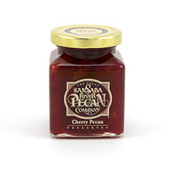 San Saba River Pecan Co. Cherry Pecan Preserves