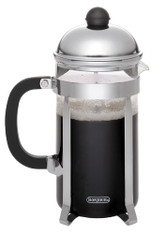 BonJour French Press Monet, Polished Stainless Steel, 12-Cup