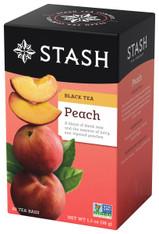 Stash Peach Black Tea 20ct
