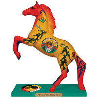 Trail of Painted Ponies - Horse of The Rising Sun  4049715