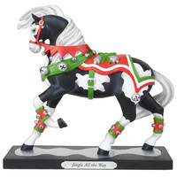 Trail of Painted Ponies Christmas Jingle All the Way  6002724