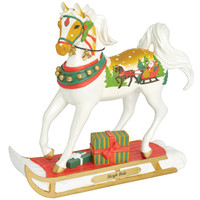 Trail of Painted Ponies Christmas Sleigh Ride 6004265