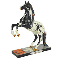 RETIRED - Trail of Painted Ponies Spooked Glow In The Dark Halloween Horse 6004500