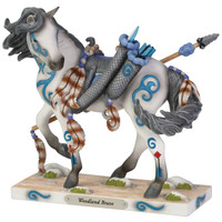 RETIRED -  Trail of Painted Ponies Woodland Brave 6006199