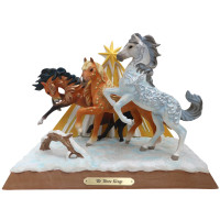 Trail of Painted Ponies  We Three Kings Christmas Centerpiece 6007460
