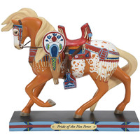 Trail of Painted Ponies  Pride of the Nez Perce  Appaloosa  6008349