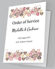 Love Sweet Love Order of Services