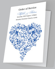 Isabelle Heart Order of Services