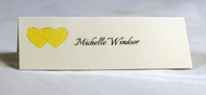 Painted Love Place name card