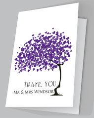 Love Blossoms Thank you Card