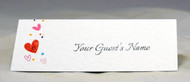 We are getting married Place name Card