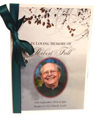 At Peace: Funeral Order of Service