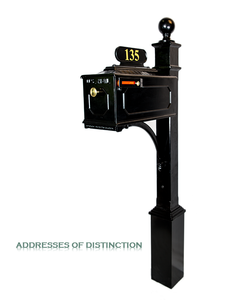 Wyndham Farms - The Williamsburg Estate Mailbox System