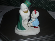 SNOWBABIES-WIZARD OF OZ- KING OF THE FOREST FIGURINE