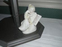 2013-SNOWBABIES PORCELAIN FIGURINE-ONCE UPON A TIME
