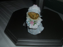 CHERISHED TEDDIES 2012 CLUB MEMBERS ONLY FIGURINE- SALLY