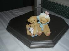 CHERISHED TEDDIES-REUNION EVENT FIGURINE-CHELSEA