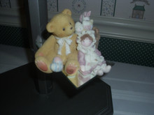 CHERISHED TEDDIES- 1998 RANDY FIGURINE
